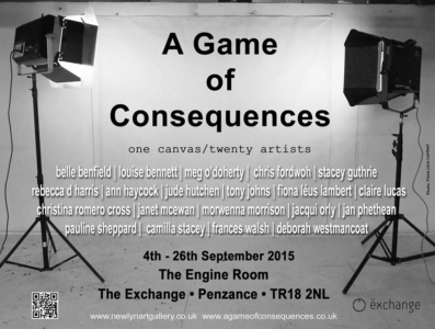 A Game Of Consequences Poster